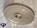 Diamond abrasive wheel 4