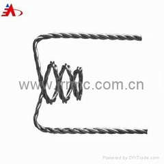 twisted tunsgten wire
