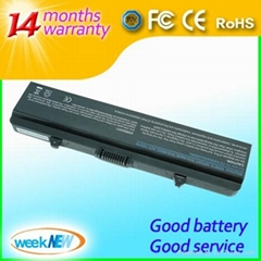 11.1V 4400mAh A Grade BAK Cells Replacement Laptop Battery for DELL 1525 GW240