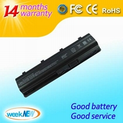 14 Months Warranty Laptop Battery Replacement 10.8V 4400mAh for HP DV4