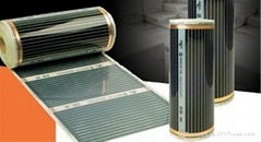陕西西安地暖安装电热膜