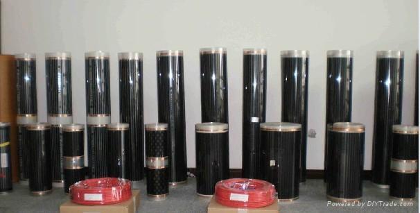 新型采暖设备电热膜 1