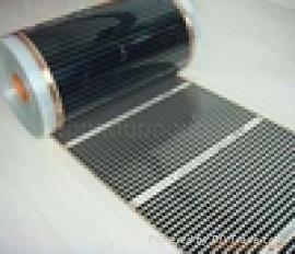 新型采暖设备电热膜 2