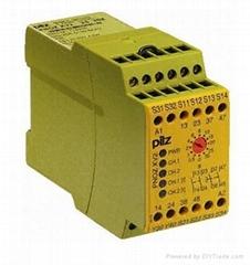 德国PILZ皮尔磁PILZ安全继电器