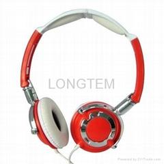skullcandy foldable stereo headphone