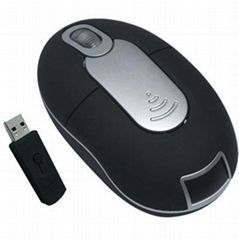 27MHZ RF wireless optical mouse