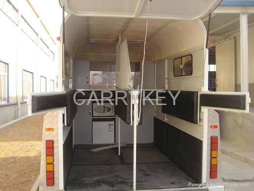 2 Horse Trailer Straight Load Extended Ck 2hsl L400