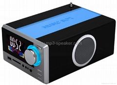 USB/SD Card Speaker with FM radio