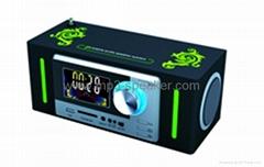 Music USB Speaker with FM radio