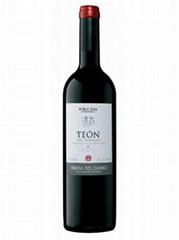 西班牙进口红酒堤岸国之红2006