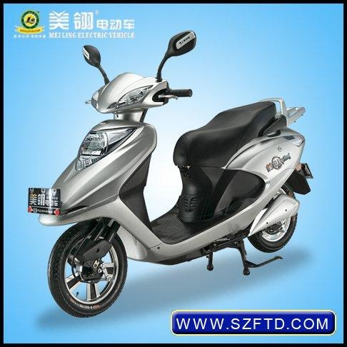 Electric Scooter - DIY Electric Car Forums