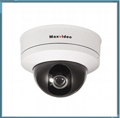 Super High Definition IP Dome Camera