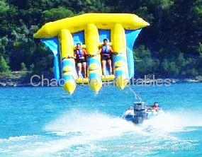 Water Trampoline/Water Game/Infltable Water(CYWG-02) 4