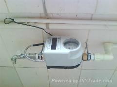 分體計流量IC卡水控機 1