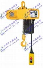 CD1型电动葫芦工作制度