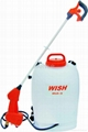 Electro static sprayer 12V/atomizer/knapsack sprayer