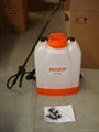 European market 16L knapsack sprayer, electric sprayer,battery operated sprayer