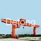 Electric Hoist Single Beam Gantry Crane