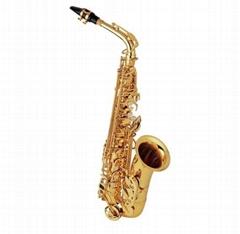 Good Lacquer Alto Saxophone/Sax