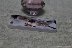 精密模具及注塑 HTC保护壳