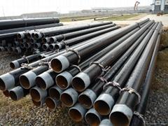 低碳钢无缝管