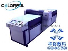 煙台市高檔皮具平板打印機