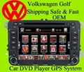 2 din car dvd GPS for Volkswagen