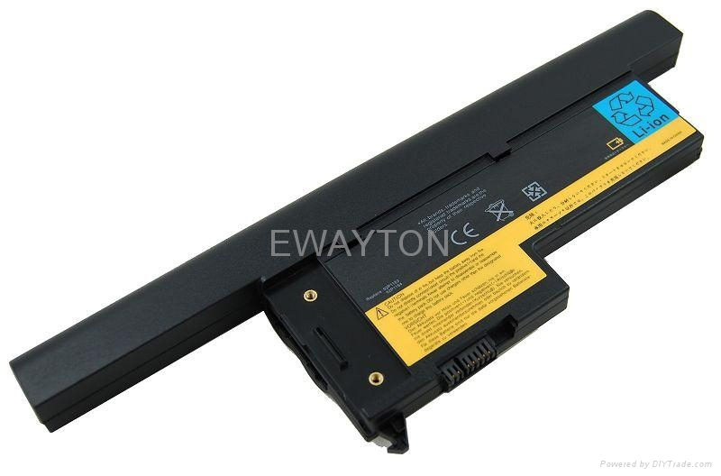 Replacement  Laptop Battery for ThinkPad X60s Series 40Y6999 8 cells 1
