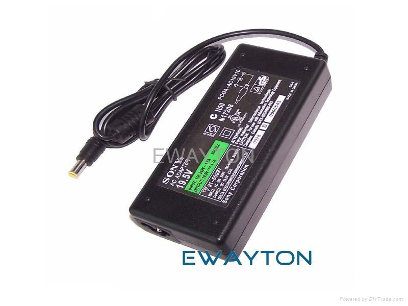 Sony 19.5v 4.7a 6.5*4.4mm Laptop Adapter 1