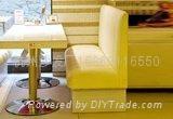 餐厅沙发定做/餐厅卡座沙发/杭州沙发厂