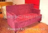餐廳沙發定做/餐廳卡座沙發/杭州沙發廠 2