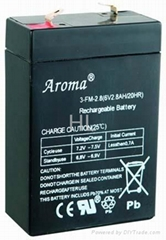 lead acid battery3-FM-2.8