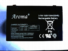 lead acid battery3-FM-10
