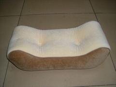 Memory foam multi cushion