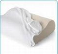 Visco-elastic contour pillow 1