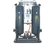 微熱再生吸附式乾燥機