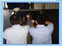 螺杆式空气压缩机的高温问题检查和解决方案