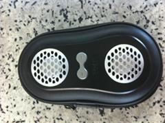 音量控制音箱包