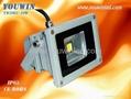 10W LED氾光燈