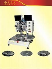 FPC與PCB焊錫壓接機