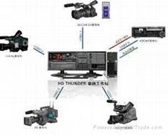 Canopus HD Thunder高/標清非線性編輯系統
