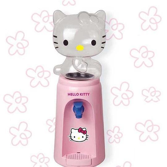 hello kitty迷你饮水机 1