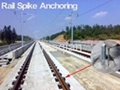 Epoxy Rail Spike Anchoring Agent
