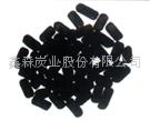 木质溶剂回收炭