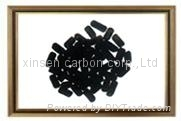 red camphor oil decolorization granular activated carbon