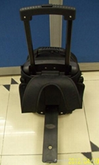 luggage with roller boar