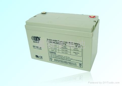 UPS 太陽能蓄電池   1