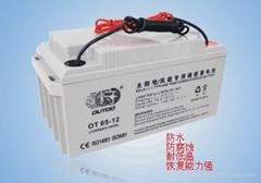 太陽能庭院燈膠體蓄電池