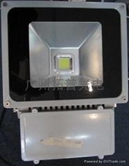 70w LED 氾光燈