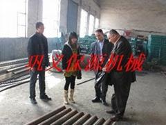 機制石棉瓦全自動生產線